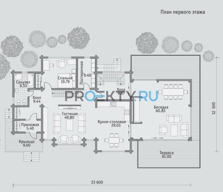 План проекта Б 295 - 2