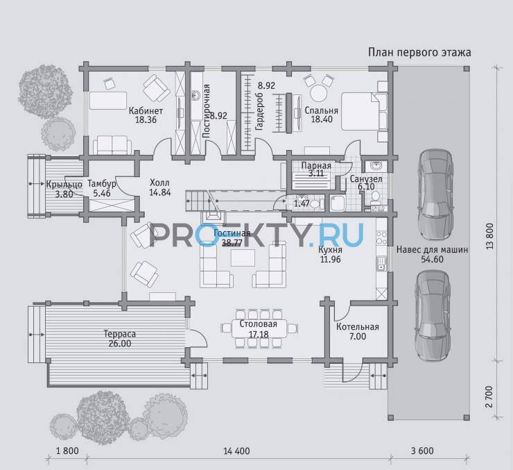 План проекта Б 313 - 1