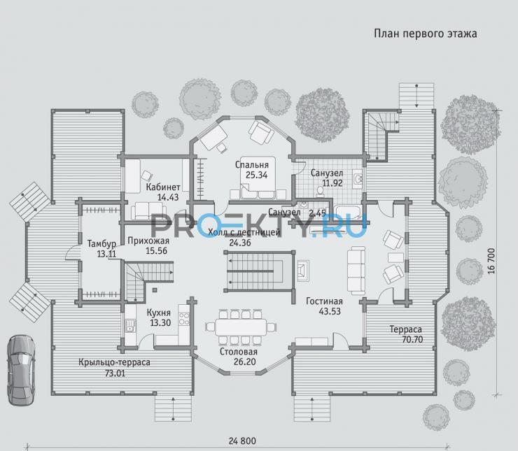 План проекта Б 355 - 1