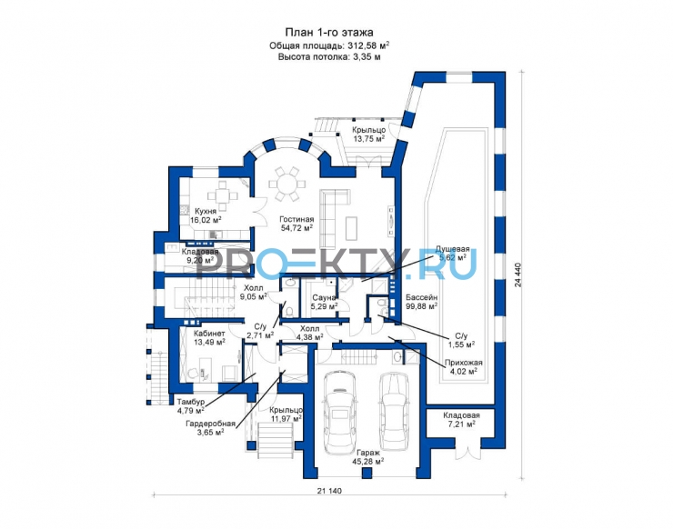 План проекта Сиена - 1