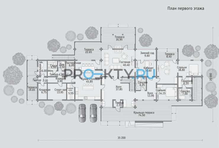 План проекта Б 457 - 1