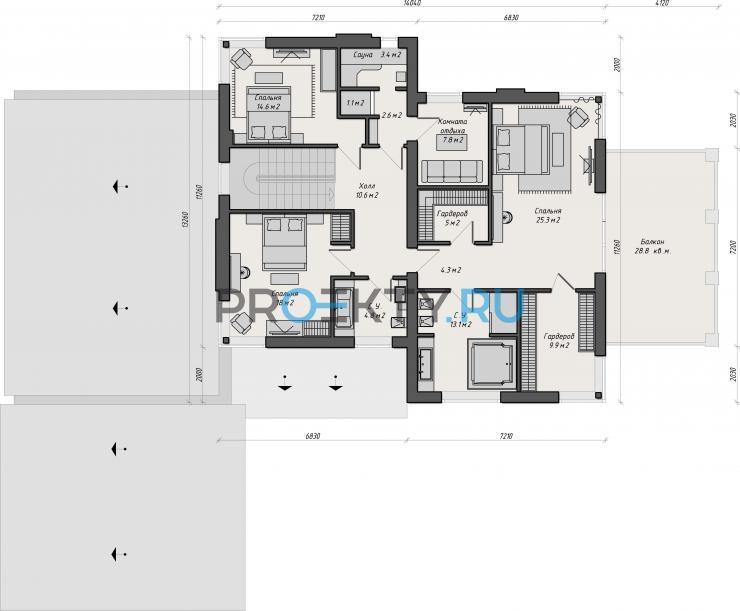 План проекта Ido-493 - 2