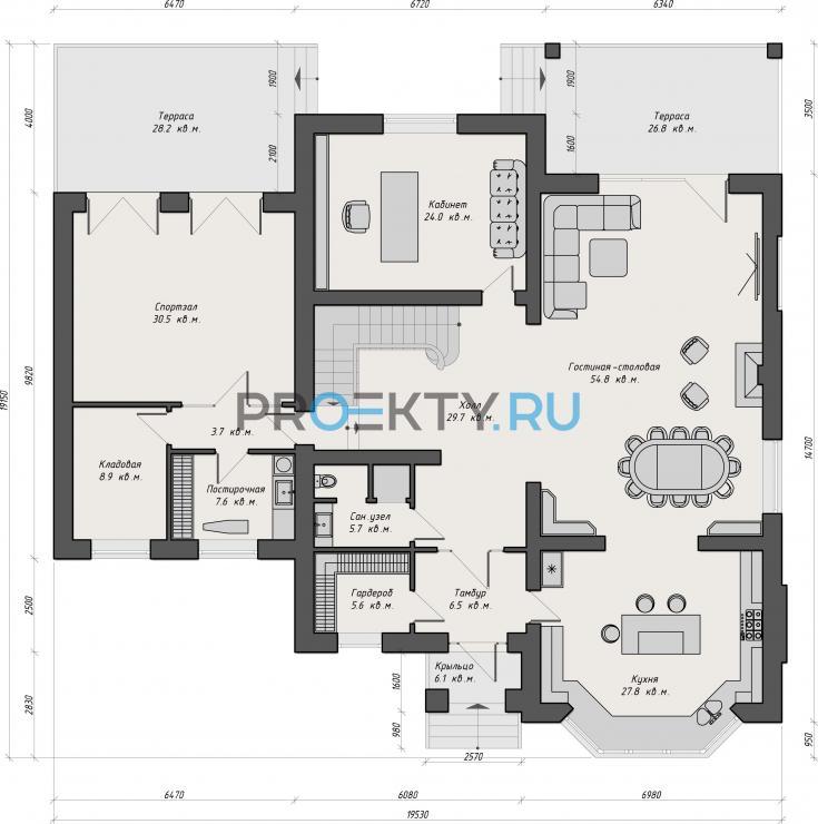 План проекта Ido-494 - 1
