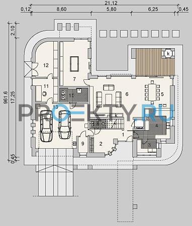 План проекта LK&855 - 1
