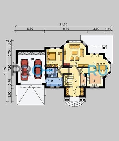 План проекта LK&798 - 1