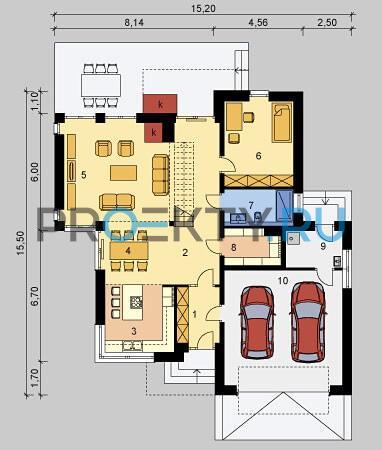 План проекта LK&895 - 1