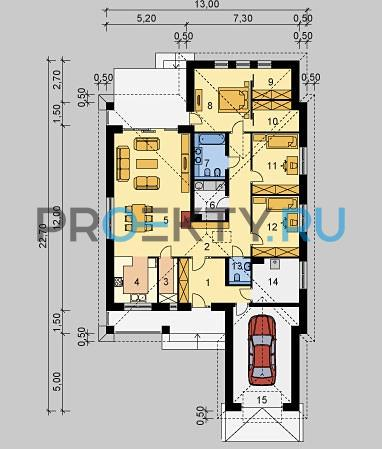 План проекта LK&877 - 1