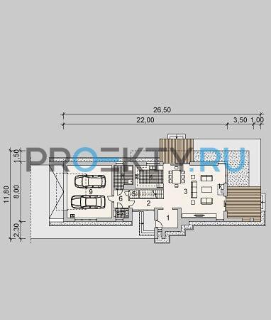 План проекта LK&1051 - 1