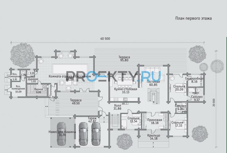 План проекта Б 511 - 1