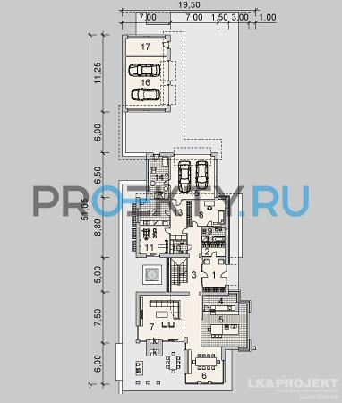План проекта LK&1078 - 1