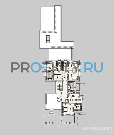 План проекта LK&1078 - 2
