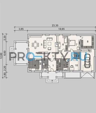 План проекта LK&989 - 1