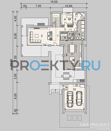 План проекта LK&1079 - 1