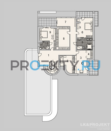 План проекта LK&1075 - 3