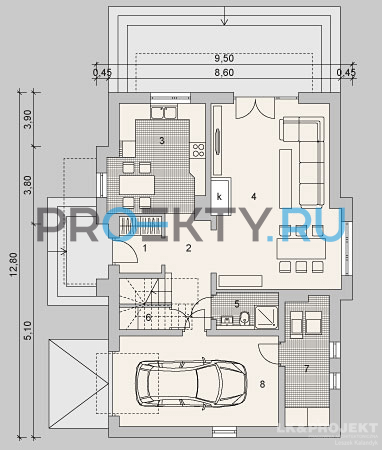 План проекта LK&1098 - 1