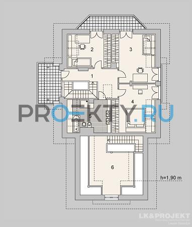 План проекта LK&1107 - 2