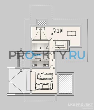 План проекта LK&1127 - 1