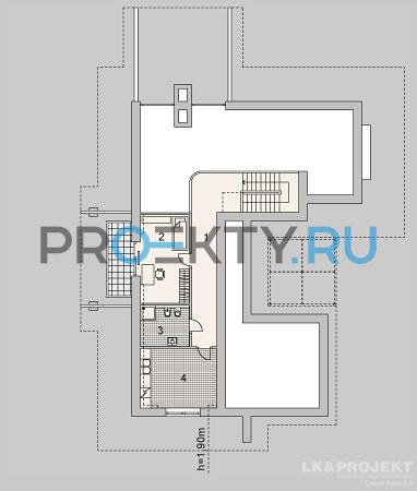 План проекта LK&1127 - 3