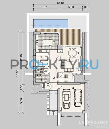 План проекта LK&1136 - 1