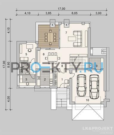 План проекта LK&1131 - 1