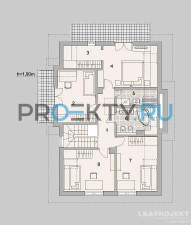 План проекта LK&650 - 2