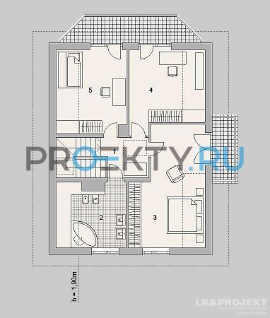 План проекта LK&731 - 2