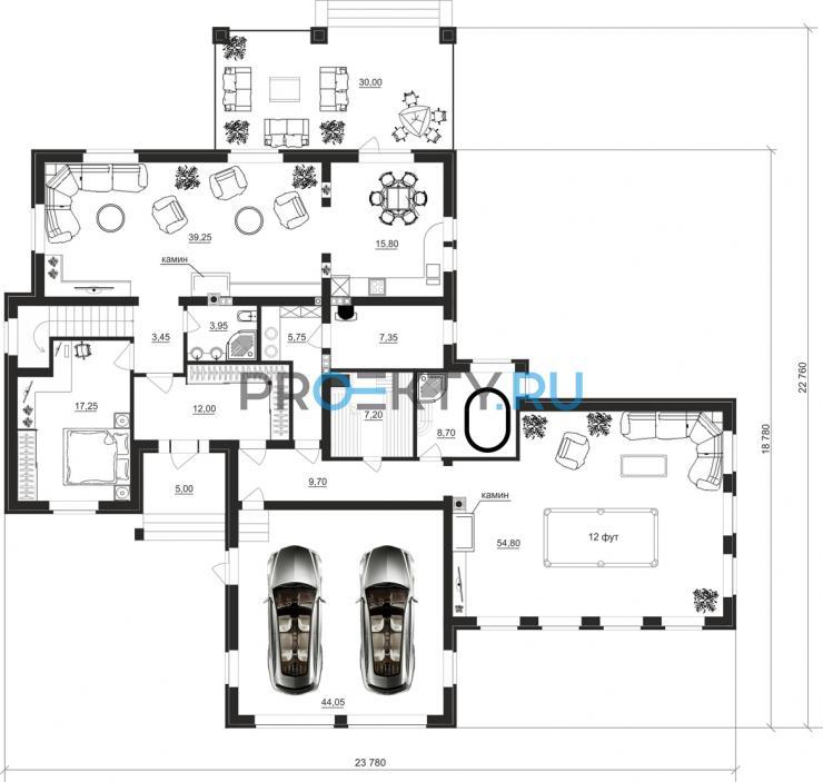 План проекта 83-23 - 1
