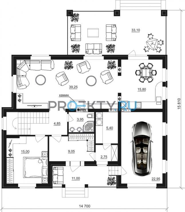 План проекта 84-01 - 2