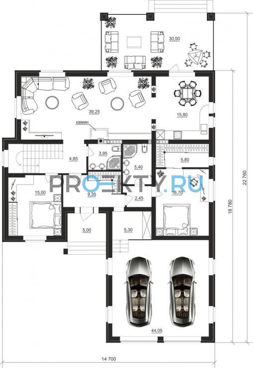 План проекта 84-09 - 2