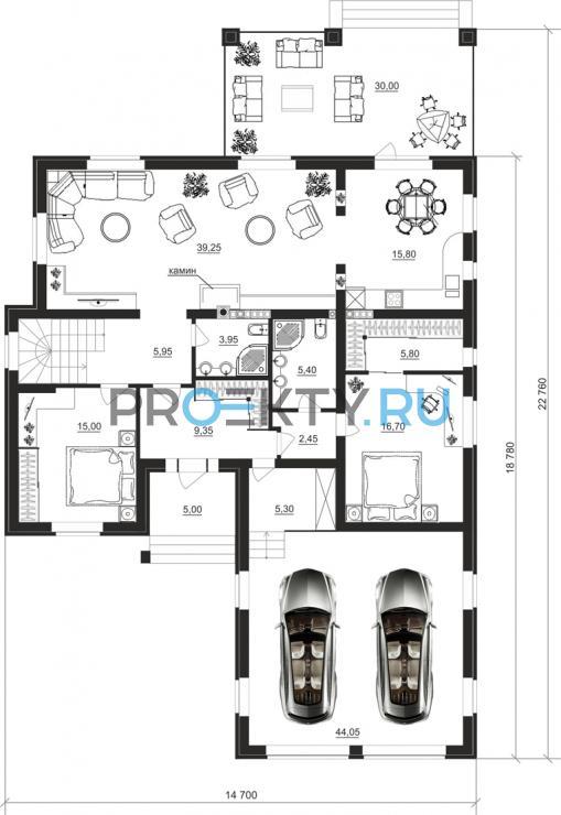 План проекта 84-35 - 2