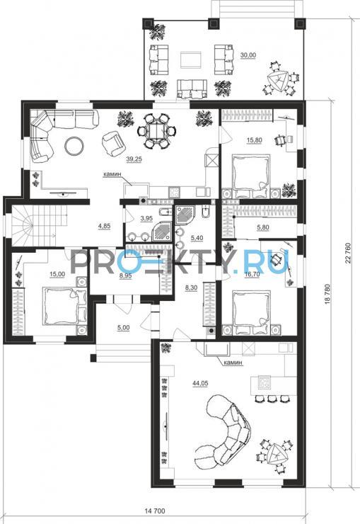 План проекта 84-36 - 2