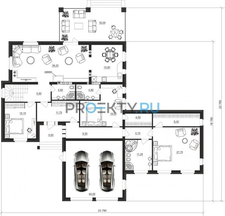 План проекта 84-38 - 3