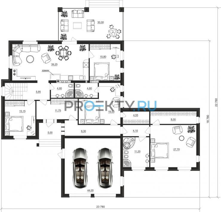 План проекта 84-38 - 2