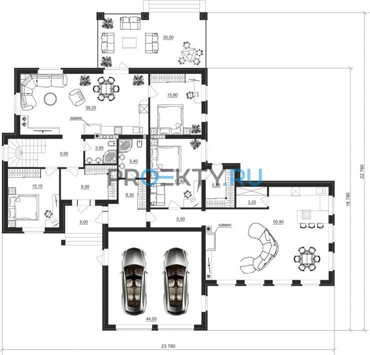 План проекта 84-39 - 2