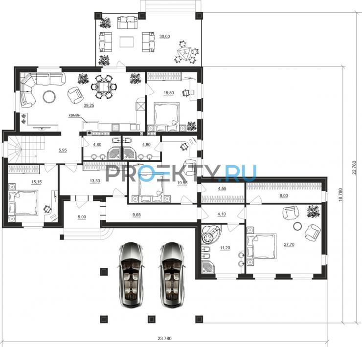 План проекта 84-41 - 2