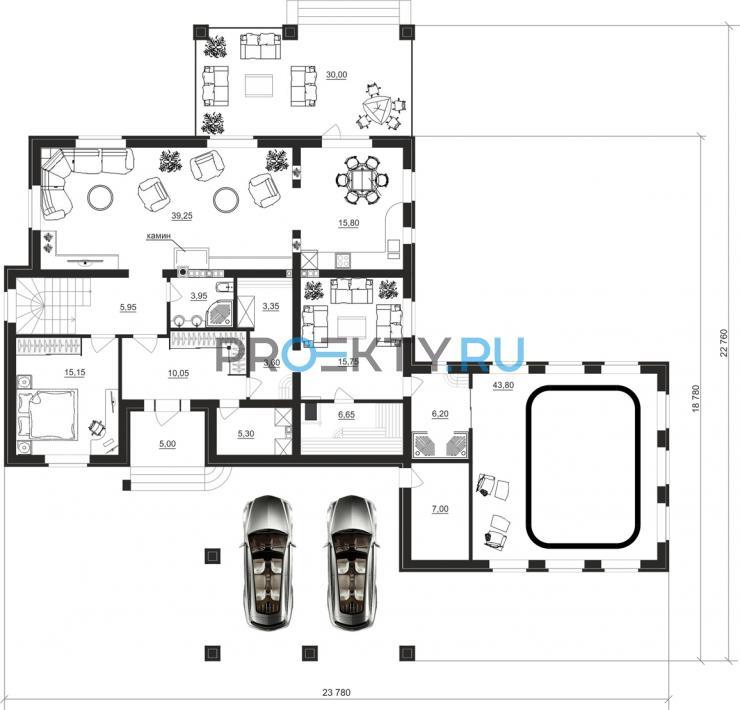 План проекта 84-42 - 2
