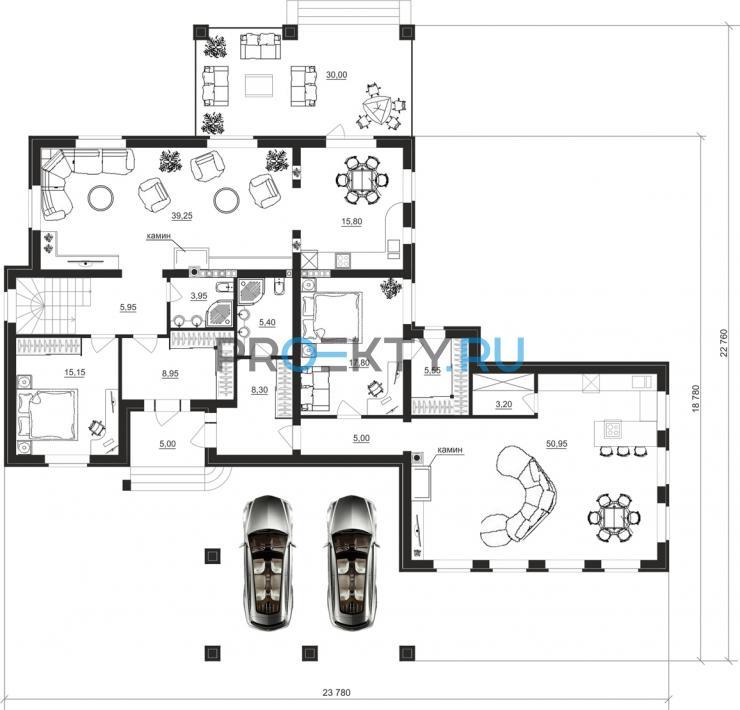 План проекта 84-43 - 2