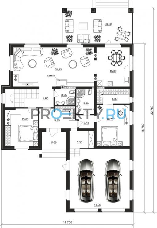 План проекта 84-59 - 2