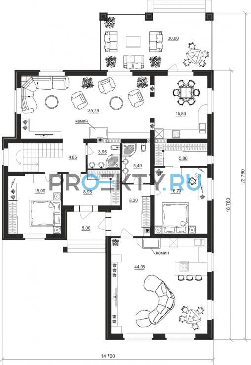 План проекта 84-61 - 2