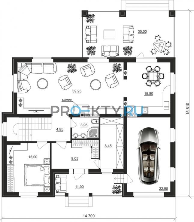 План проекта 84-62 - 2