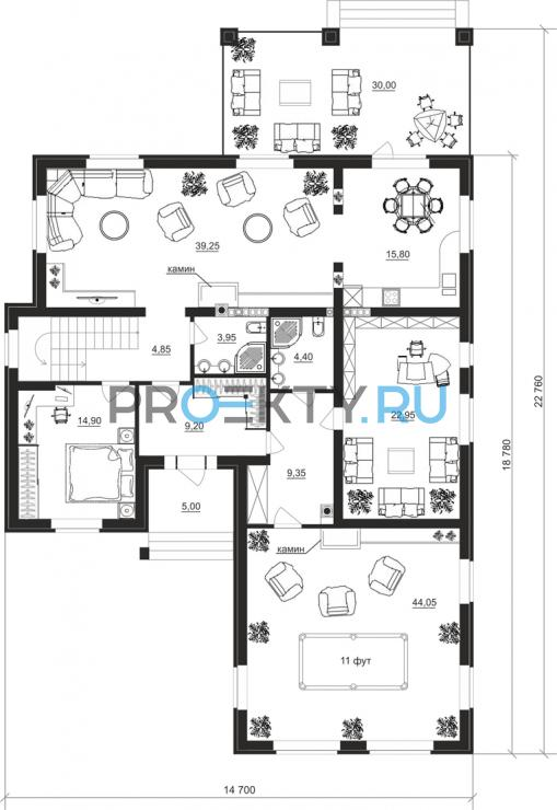 План проекта 84-69 - 2