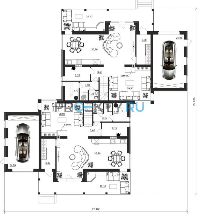 План проекта 85-01 - 1