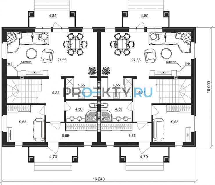 План проекта 86-68 - 2