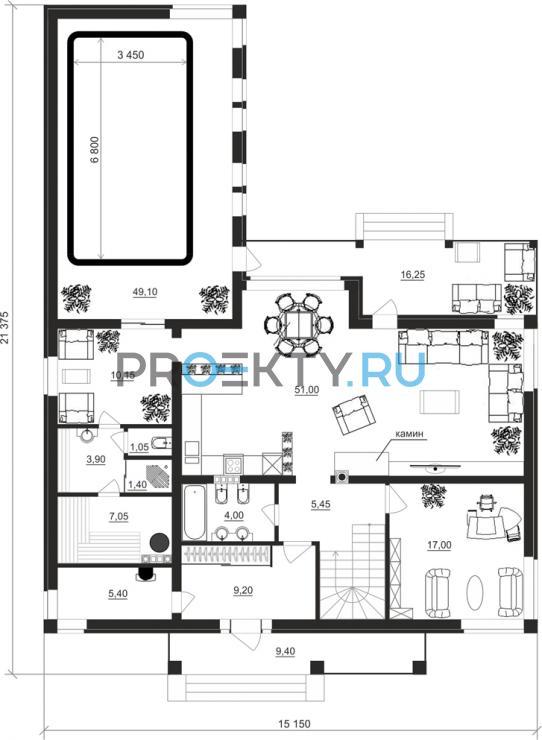 План проекта 87-51 - 2