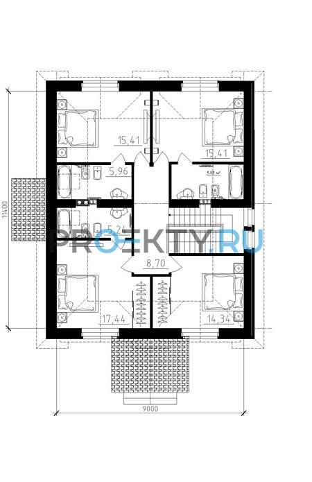 План проекта 88-00 - 2