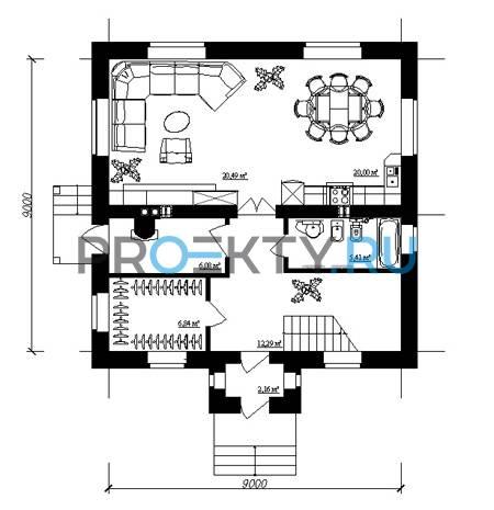 План проекта 88-01 - 1
