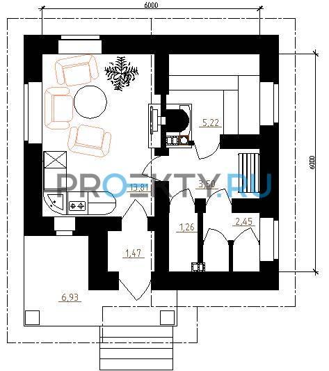 План проекта 88-08 - 1