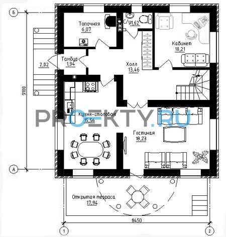 План проекта 88-40 - 1