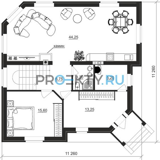План проекта 88-41 - 1