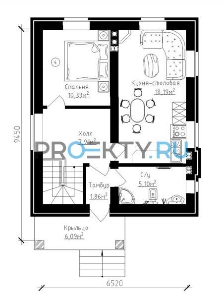 План проекта 88-72 - 2